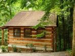 LINGER LONGER #1607- Outside View of the Cabin