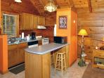 Wild Thing #1525- Fully Equipped Kitchen