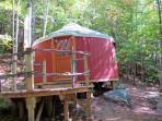 Sunset Yurt Retreat