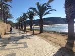 Praia da Luz is a beautiful and peaceful resort in the Western Algarve
