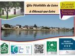 Gite Flottille de Loire entre Touraine & Anjou