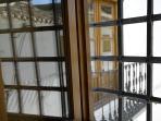 Reflejo ventana