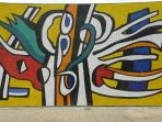 The Fernand Leger Museum in Biot or try Picasso Museum in Antibes!