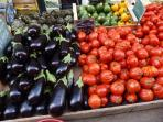 Market Day in Vaison la Romaine