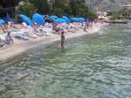 Kotor beach 800m away