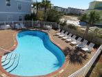 1 of 2 Community Pools