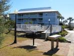 Beachside Villas Grills