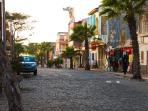 Santa Maria street.