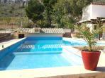 pool 12 x 6 meters up to 3 meters deep