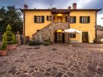 Relax & Love in Tuscany: the house
