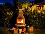 Relax & Love in Tuscany: BBQ in the night