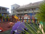 Parque infantil.