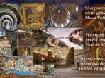 Guided visits - Visitas guiadas - Visite guidate
