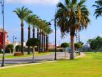 Mar Menor Golf Resort - relaxing environment and well maintained