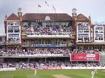 20 minute walk to Oval Cricket Ground