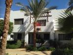 Villa 276 Sqm, in Delta Sharm resort,3 floors,3 bedrooms, 3 toile, private on roof, Very center