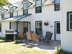 Dining Room Cottage - Clyffe House Cottage Resort