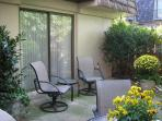 Patio Seating View