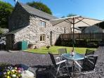 Cryd y Deryn provides a great base for couples to enjoy a relaxing break