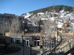 View of Park City Mountain Resort - a short walk from the condo