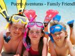 Puerto Aventuras Family Friendly