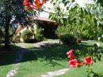 Private park in Lazio around Viterbo