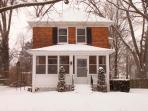Abigail House ready for you to cozy up and stay warm here in Beautiful Niagara on the Lake