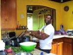 Get your private chef! Enjoy typical caribbean food! Private cooking classes available as well!