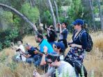 photography workshops in the forest