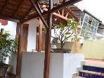 Villa Caroline - Entry Porch