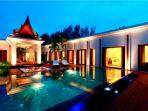 Luxury Private Pool Villa
