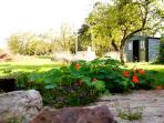 Le Shed (available separately, sleeps 1)