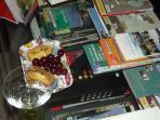 Lavish documentation in French and English (maps, books, leaflets, magazines...)