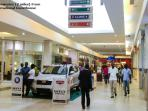 The Accra Mall is just minutes from Marrets International Guesthouse