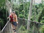 Kakum National Park is munutes from Marrets International Hotel