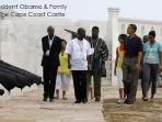 Cape Coast Castle is minutes from Marrets International Hotel