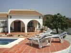 Villa Miba poolside 3
