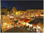 Don't forget to visit the market towns of Eymet, Bergerac, Duras, Mussidan...to name but a few