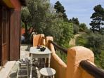 Pegasus: The side terrace