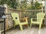 A Private Deck Awaits You