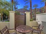 Master suite patio