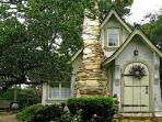 Take a driving tour of the many Fairy Tale Cottages for which Carmel is famous.