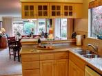 Beautifully Remodeled Kitchen.