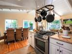 Fully Equipped, Chef's Dream Kitchen!