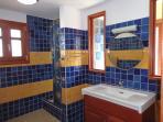Deco Upstairs Bathroom