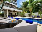 A Dazzling Villa close to choeng Mon beach