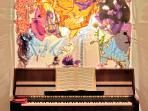 particolare pianoforte