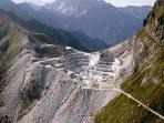 Visit the stunning Marble Quarries