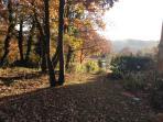 Autumn at Il Melo