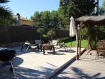 Pool and Bar area